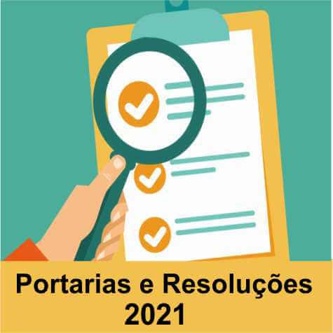 RESOLUCOES 2021